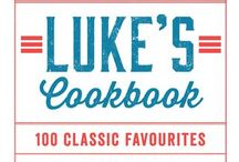 Luke's Cookbook / My first cookbook 'Luke's Cookbook' published by Penguin. Recipes inspired by classic favourites given a modern makeover. Enjoy!