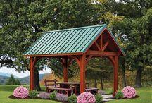 backyard shelters + other