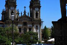 ♥ Cabeceiras de Basto / Het stadje Cabeceiras de Basto in Noord-Portugal