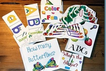 Letter A B C / Study the alphabet with hands on activities. Fun activities for preschoolers and kindergartners to help learning stick. / by Tabitha Philen (Meet Penny)