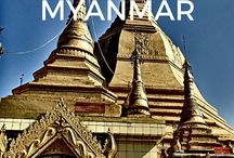 Travel: Myanmar