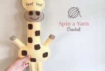 Crochet for Kids / Crochet Patterns for Kids and Toddlers - Amigurumi, Hats, Scarves, Garments, Etc!