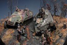 WW2 Dioramas