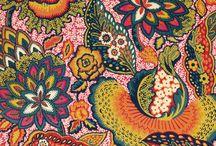 + fabrics + / by Sophie van Winden