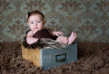 6 months / by Sweet Little Love Photography