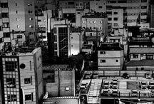 Lost in the Urban Night