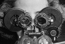 light, eyes, sight, electricity, lenses