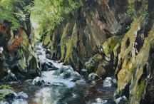Gwyn Roberts Solo Exhibition 16 March to 8 April, 2017