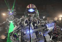 Robot Bands