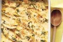 Casseroles/B'stilla/lasagna, etc.   / by Karlen Kane