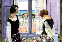 Art - painting - Henri Matisse / Paintings