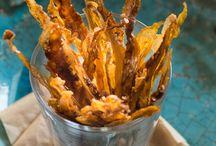 Raw chips
