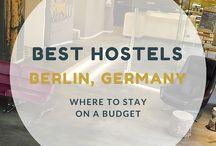 Where to Sleep in Europe