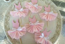 Ballerina Dream Theme Party