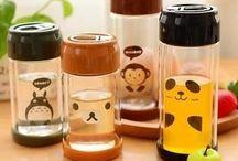 søte flasker