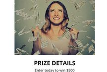 Sleepstakes! ENTER TO WIN! / Enter the sleepstakes for your chance to win!