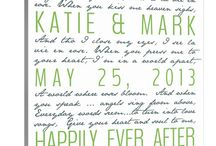 Bridal shower gift ideas / Bridal shower, wedding, gift ideas, bride and groom