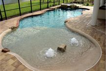 pool in back ideas