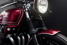 Honda CB 500 550