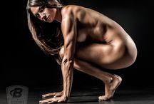 Great Female Fitness/Bodybuilder Shots / by Brian Burk