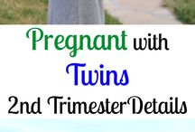 Twin Pregnancy / twin pregnancy | expecting twins | twin baby belly | twin pregnancy week by week | twin pregnancy symptoms | twin pregnancy signs | twin pregnancy facts | first trimester twin pregnancy | 1st trimester twin pregnancy | second trimester twin pregnancy | 2nd trimester twin pregnancy | 3rd trimester twin pregnancy | third trimester twin pregnancy