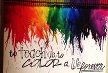 Teacher appreciation / by Robin Lloyd