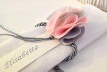 segnaposto Matrimoni