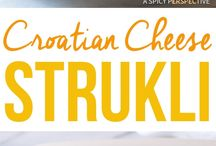 croatian cheese struikli