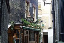 Old Pubs Of England