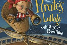 Pirate picture books & themes