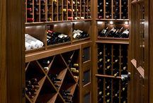 Wine Cellars / Beautiful spaces to keep the most coveted wines of your life :-)