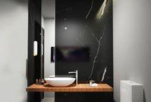 Modern fürdőszobák