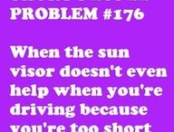 short people problem / by Ariana Muffo