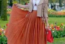 Sunday Fashion ❤️ / My Sunday Style x Skirts & Fashion that is modest, but looks good & comfortable ❤️