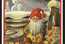 joulukortteja Stina Broome