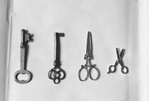 Keys / by Sasha Ryan
