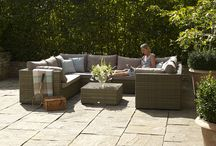 Bramblecrest Garden Furniture / Eat, drink, entertain, and relax indoors or outdoors… Bramblecrest furniture can be left outside throughout the year or is equally at home in a conservatory, orangery or covered outbuilding.