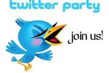 Twitter parties / Find out about upcoming twitter parties HERE!! If you want to add your twitter parties, email me pam@momdoesreviews.com and i will add you.