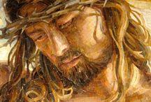 Malarstwo: Chrystus