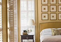 Window coverings , trim , and ideas