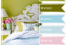 Color Inspiration / by Rebecca Snyder