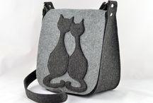 Cat Lady Bags