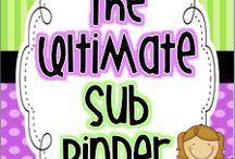 Substitute Stuff / by Michelle Murphy Ramey