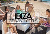 A design hotel in Ibiza / Enjoy a trendy stay in a design hotel in Ibiza ! http://www.myboutiquehotel.com/mag/design-hotel-in-ibiza/