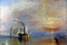 Turner / Dipinti di William Turner