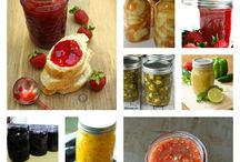 Canning and Preserving / Preservation and Storage.