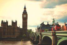 England <3 / by Emily Kay Shrader