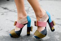 chaussures / by sally scissors