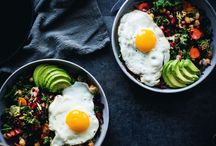 Be.Foodie - Yummy Bowls / One-bowl meals filled with flavor ♥