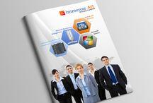 Brochure Design / Immenseart.com
